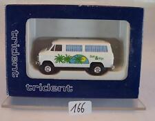 Trident 1/87 nº 90143 Chevrolet camping van Sun & Fun OVP #166