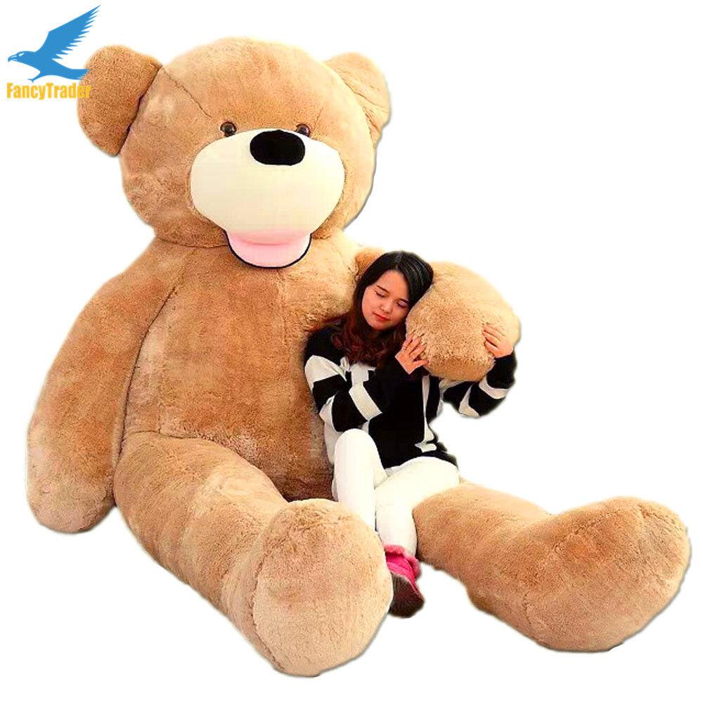 134'' JUMBO Giant Plush Stuffed Teddy Bear Bear Bear Huge Biggest Bear in world 340cm 9d9b13