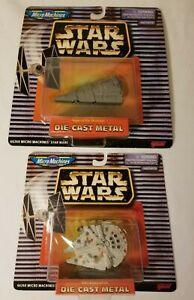 STAR-WARS-Micro-Machines-Millennium-Falcon-amp-Imperial-Star-Destroyer-NIB