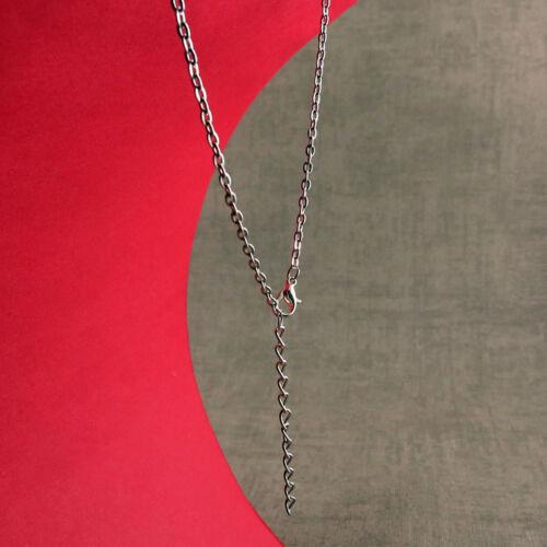 ❤️ Halskette mit Anhänger Deutscher Schäferhund  Emaille Silberlook pendant H1