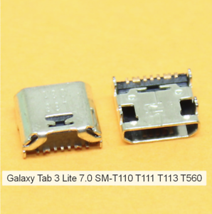 Ladebuchse-fuer-Galaxy-Tab-3-Lite-7-0-SM-T110-T111-T113-T560-Jack-Connector