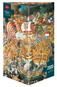 (HY29795) - Heye - Triangular , 2000 Pc - Trafalgar, Ryba
