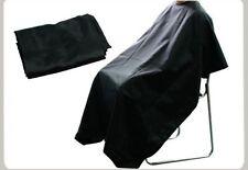PRO Nero Salone Hair Cut Parrucchieri Parrucchiere Barber Cape abito panno per adulti