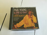 Paul Young & The Q-Tips - Love Hurts (CD 1993) 5708574361552 MINT