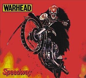 WARHEAD-Speedway-DIGIPACK-CD-8-tracks-FACTORY-SEALED-NEW-1984-2012-Mausoleum-Bel