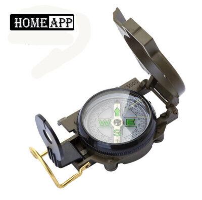 Portable Outdoor Camping Hiking Pocket Lanyard Survival Compass Navi AU/_ HK FT