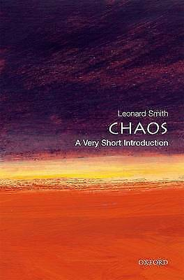 1 of 1 - Chaos: A Very Short Introduction (Very Short Introductions), Smith, Leonard, Ver