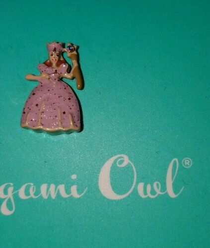 ORIGAMI OWL THE WIZARD OF OZ GLINDA CHARM LIMITED EDITION SOLD OUT!