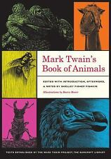 Mark Twain's Book of Animals (Jumping Frogs: Undiscovered, Rediscovered, and Cel
