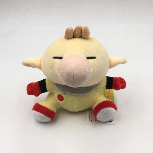 pikmin olimar and louie plush