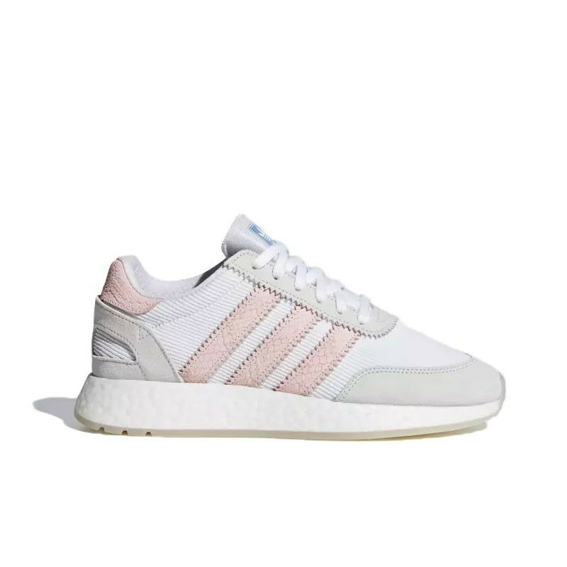 Adidas I-5923 Boost (Cloud White/Icey Pink/Crystal White) Women's Shoes D97348