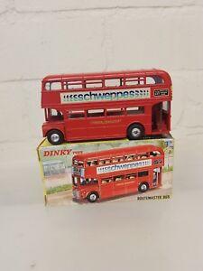 Dinky 289 Routemaster Bus-sschweeppss