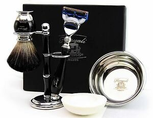 Gift-Set-Razor-amp-Brush-5-Piece-Shaving-set-Kit-Include-Every-For-Perfect-Shave