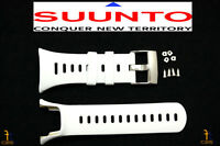 Suunto Ambit2 S Original White Rubber Watch Band Strap Kit