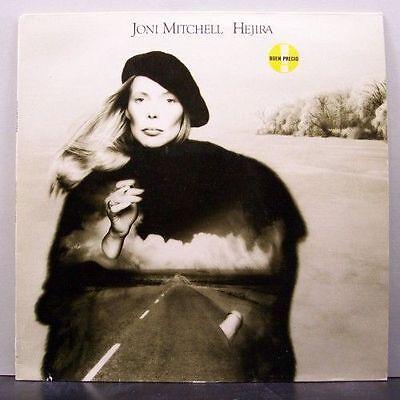 (o) Joni Mitchell - Hejira