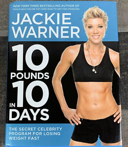 jackie warner 10 pounds 10 days book secret celebrity