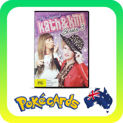 1 of 1 - Kath & Kim : Series 3 (DVD, 2012, 2-Disc Set)