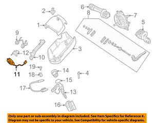 BMW-OEM-96-02-Z3-Steering-Column-Angle-Position-Sensor-32306793632