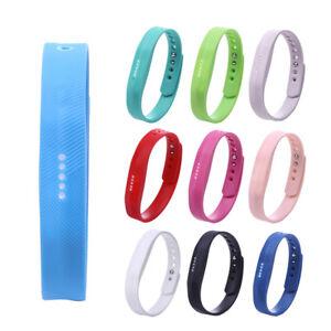 Reemplazo-suave-silicona-pulsera-banda-para-fitbit-Flex-2-A-M