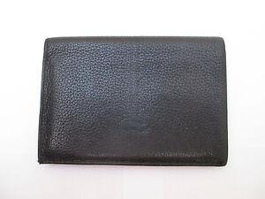 022a1e25aec5 AUTHENTIQUE portefeuille-porte-monnaie G. GARRIGUES cuir TBEG ...
