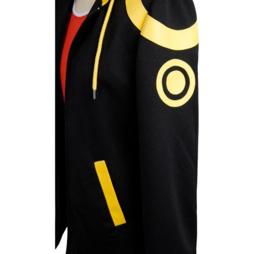 Mystic Messenger 707 Luciel Choi Saeyoung Cosplay Zip Hooded Coat Jacket Costume