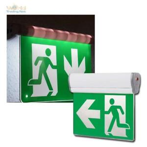 LED-Emergency-exit-light-034-NL-8-Multi-034-Recognition-25-m-Cover-Wall-mount