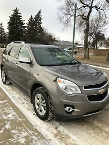 Fully Loaded 2012 Chevy Equinox LTZ