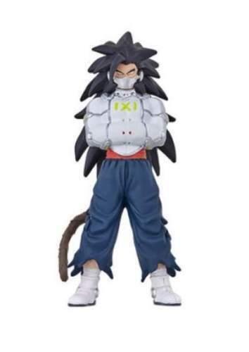 Bandai Dragon Ball Super Heroes Skills Figure 03 SDBH Cumber Kanba
