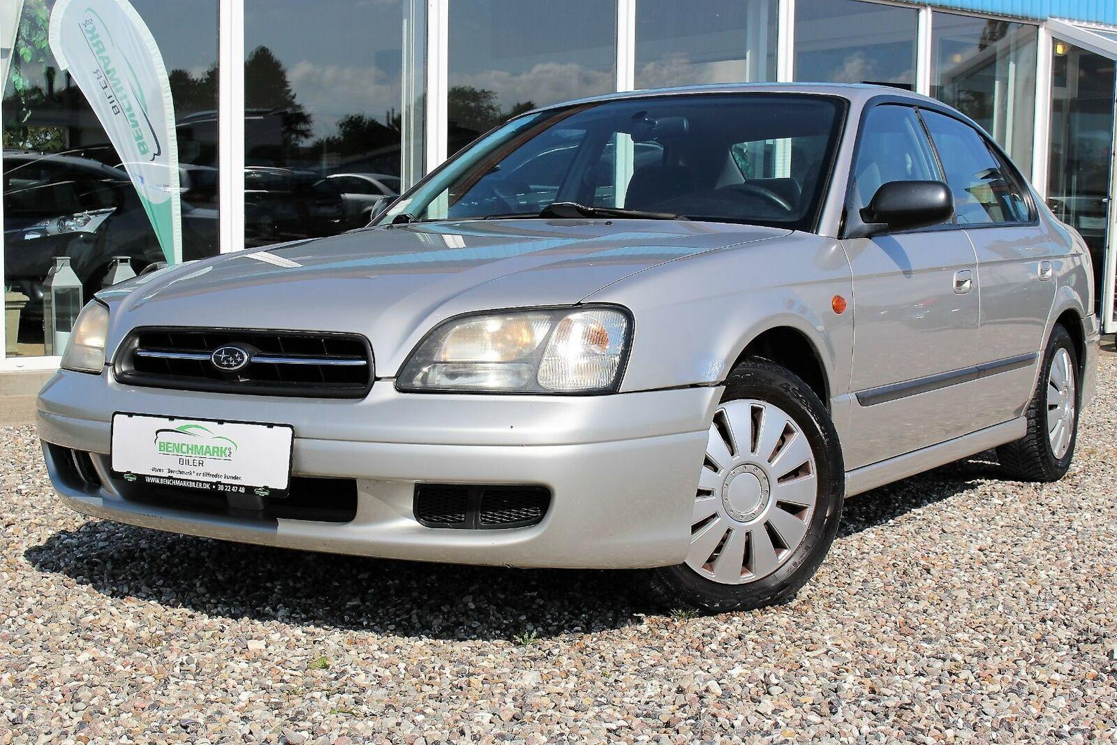 Subaru Legacy 2,0 GL 4d