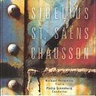 Sibelius, St. Saens, Chausson (CD, Nov-2011, MJA Productions)