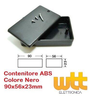 CONTENITORE PER ELETTRONICA PLASTICO ABS 215 x 130 x 69h mm COFFER4
