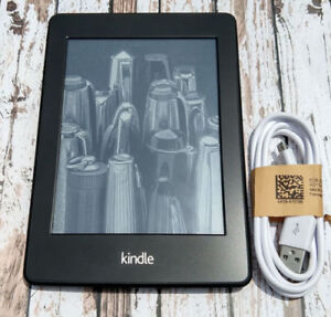Amazon-Kindle-Paperwhite-1st-5th-Generation-6in-WiFi-Black-Good-condition