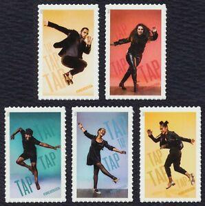 #5609-5613 Tapa Danza, Individuales, Nuevo Cualquier 5=