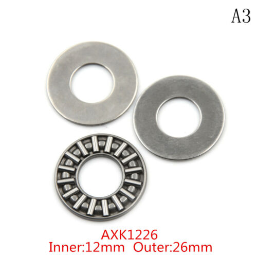 AXK2542 Thrust Needle Roller Bearing With Two Washers BR AXK0821