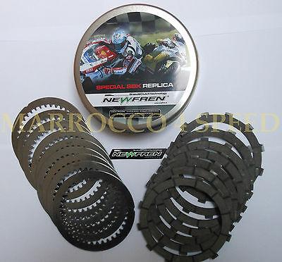 Ducati Streetfighter 1098 S dry clutch steel plates lamellar Newfren F.1535AC