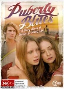 PUBERTY BLUES: Season 1 DVD TV SERIES 2-DISCS BRAND NEW