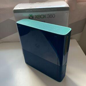 Edition Xbox 360 Limitada Solo Consola 500gb Azul-E leer descripción