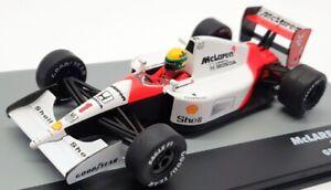 ALTAYA AUTO modello IN SCALA 1/43 AL19124-McLaren MP4/6 A. Senna Germania 1991