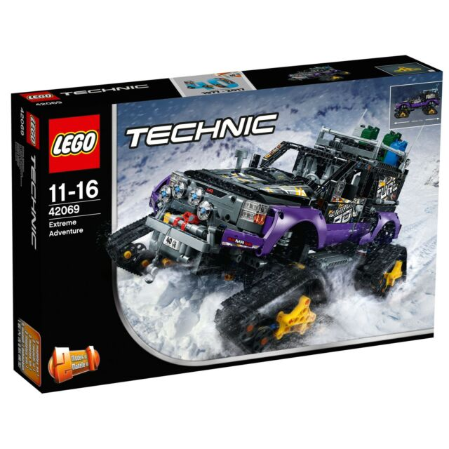 Lego Technic 42069 Extreme Adventure Snow Truck Brand New & Sealed
