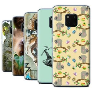 Gel-TPU-Case-for-Huawei-Mate-20-Pro-Wild-Animal-Sloth