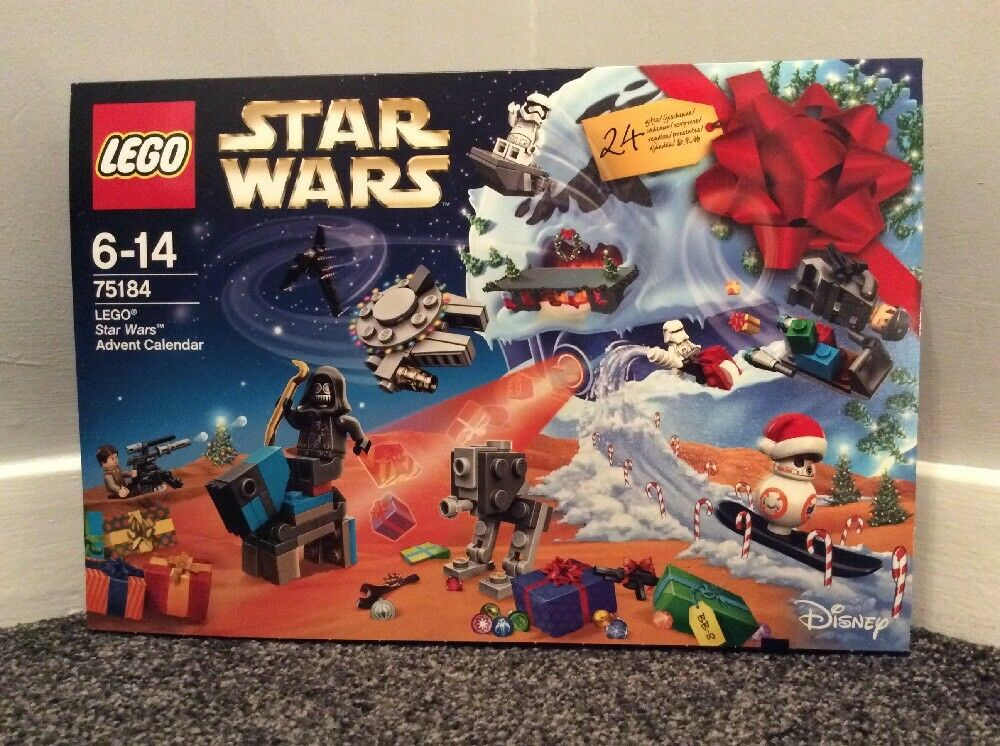 LEGO Star Wars Advent Calendar 75184 - 2017