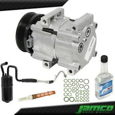 New AC Compressor Kit With Clutch A/C for 02-07 Ford Taurus 02-05 Sable 3.0L