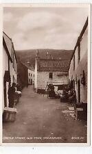 CASTLE STREET, OLD TOWN, STONEHAVEN: Kincardineshire postcard (C8659)