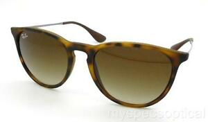 28061b65cd40a Image is loading AUTHENTIC-Ray-Ban-4171-Havana-Matte-Rubber-865-