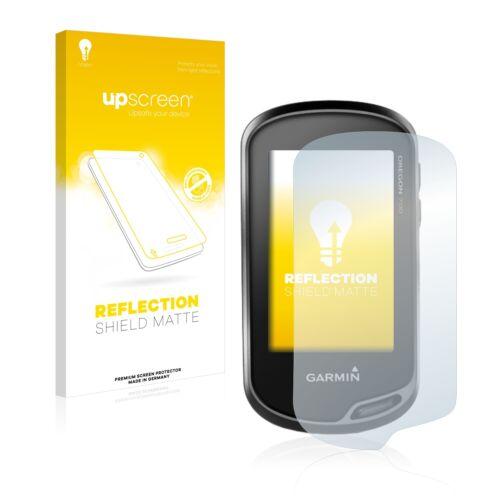 upscreen Reflection Schutzfolie für Garmin Oregon 700 Displayschutzfolie Matt