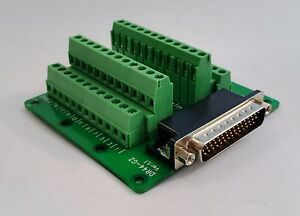 DB44-DSUB-44-pin-Male-Adapter-Breakout-Board-Connector-D21