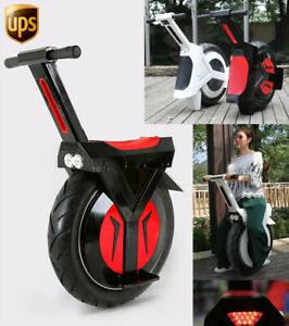 NEW-Electric-Unicycle-500W-One-Wheel-Scooter-17-Inch-Off-Road-LED-Monowheel