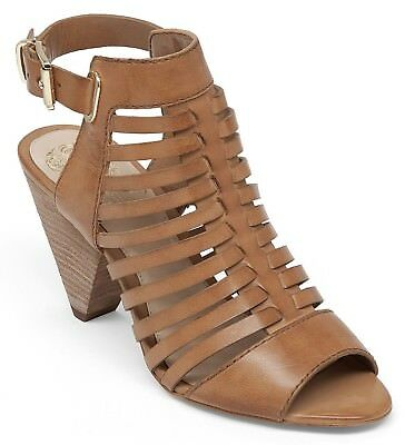 Women's Vince Camuto Elrita Huarache Leather Sandals, Multip Sizes Tan VC ELRITA | eBay