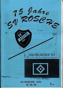 19-05-1996-SV-Rosche-Hamburger-SV-75-Jahre-SV-Rosche