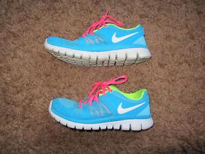 Details zu Nike Turnschuh Schuhe Sneaker Gr. 37,5 * bunt*